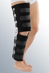 Реабилитационный коленный ортез с регулятором - protect.ROM
