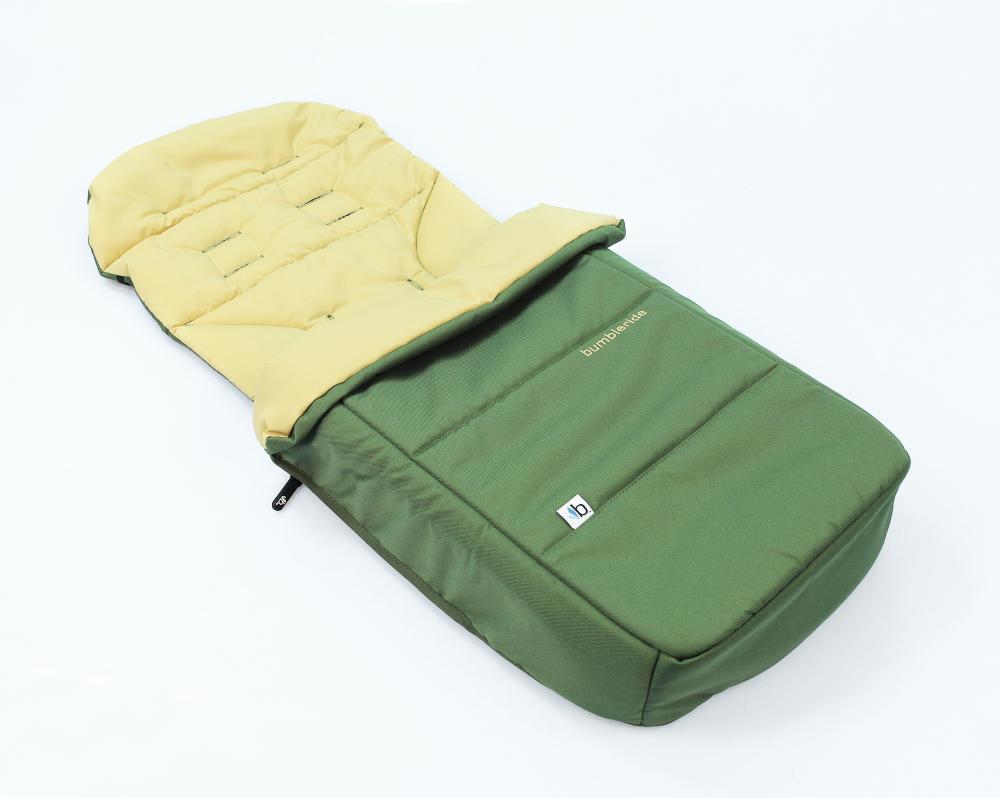 Bumbleride Накидка на ножки / Camp Green