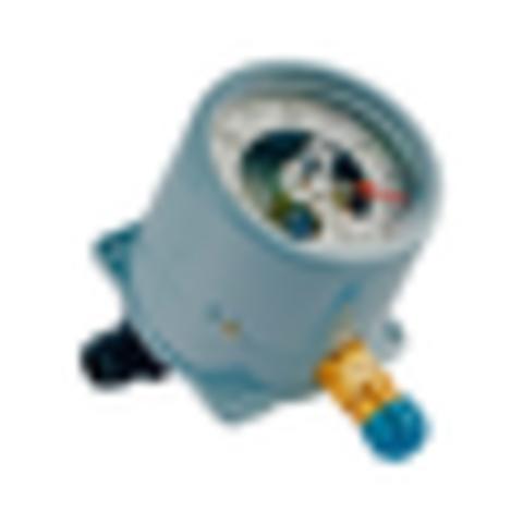 Манометр сигнализирующий ДМ2005Сг радиальный Дк160мм 1,0МПа исполнение 4 М20х1,5 Манотомь