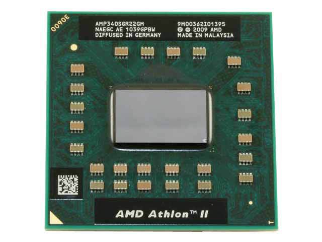AMD Athlon 2 (AMP340SGR22GM) X2 2,2 GHz