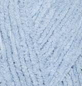 Пряжа Alize Softy нежно-голубой 183