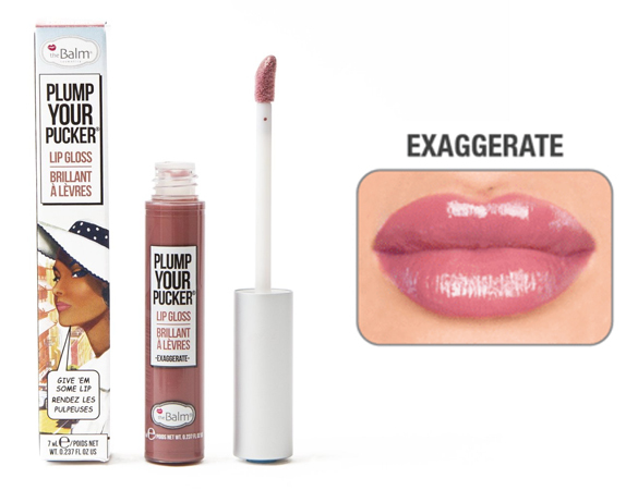 Блеск для губ The Balm Plump Exaggerate