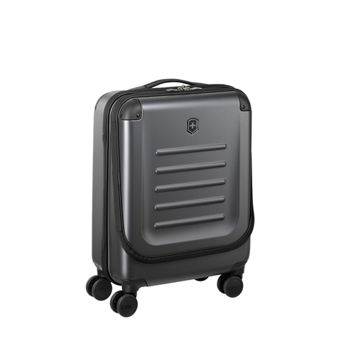 Чемодан Victorinox Spectra Dual-Access 2.0, серый, 41x25x55 см, 37 л