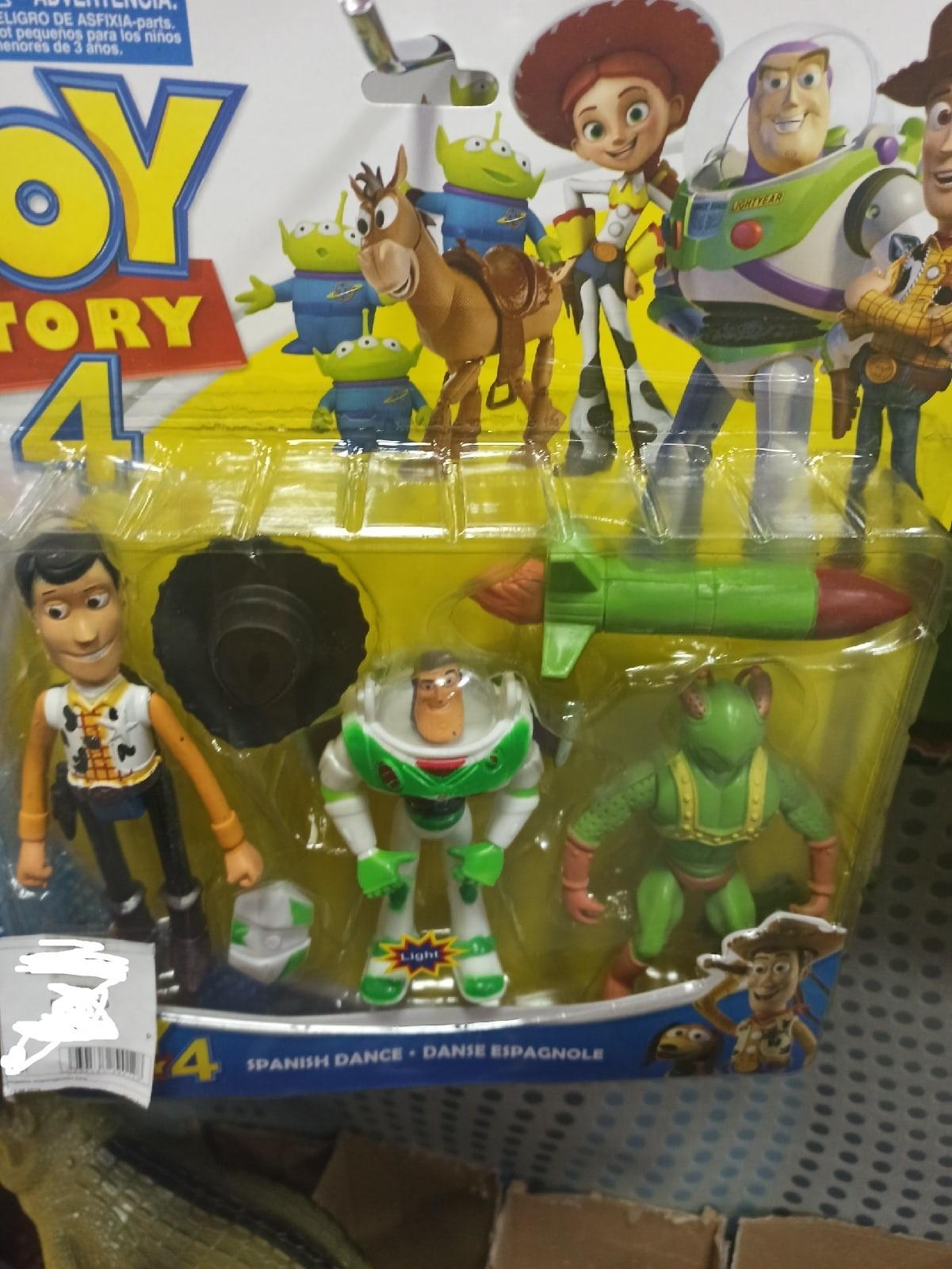 Набор история игрушек Базз Лайтер, Шериф, Инопланетянин