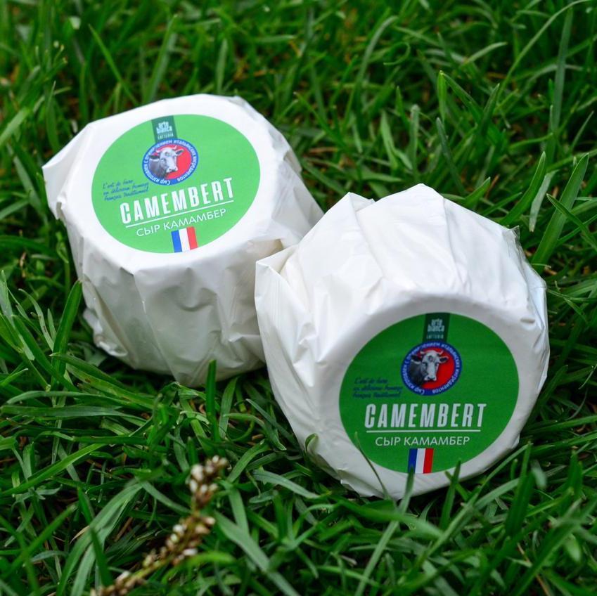 Сыр мягкий Камамбер