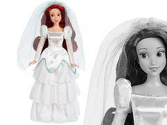 Кукла Disney Ариэль День Свадьбы