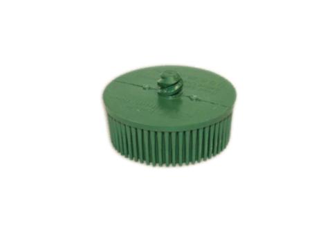 3М Зачистной круг Bristle зеленый (грубый) 75мм