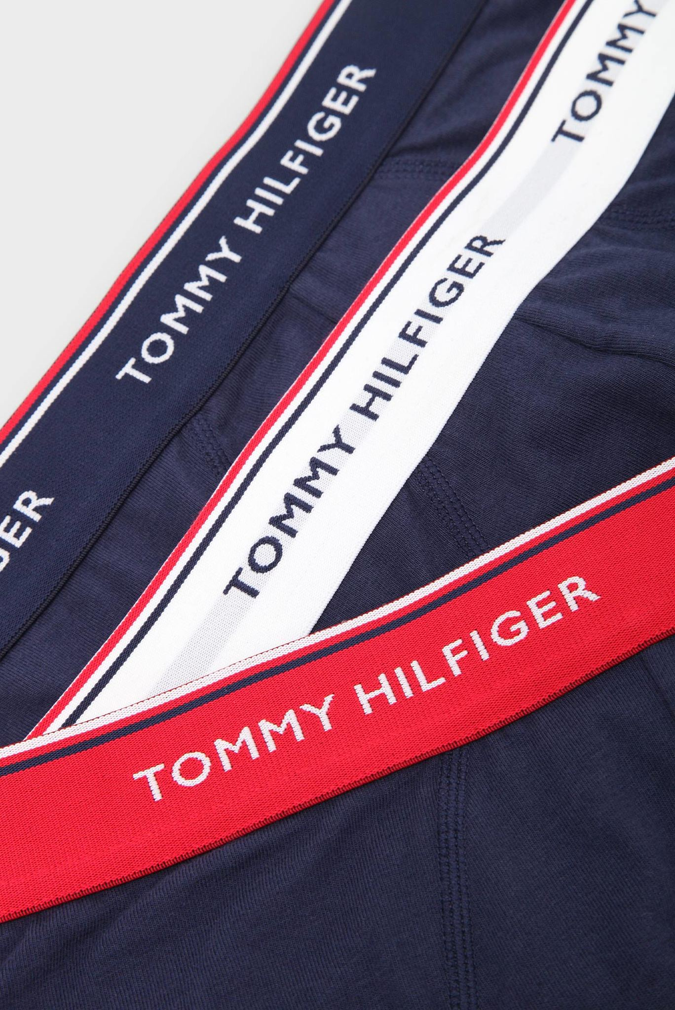 Мужские синие брифы (3 шт) (disabled for color code resolve) Tommy Hilfiger