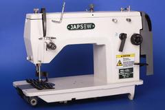 Фото: Машина для выполнения декоративной строчки JAPSEW J-333