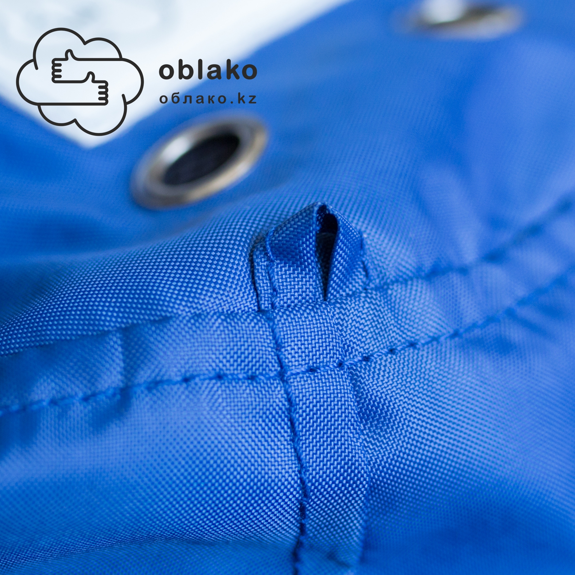 Груша S плащёвка (синяя)