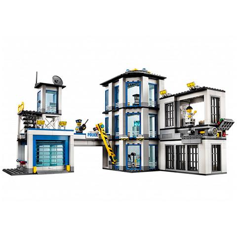 LEGO City: Полицейский участок 60141 — Police Station — Лего Сити Город