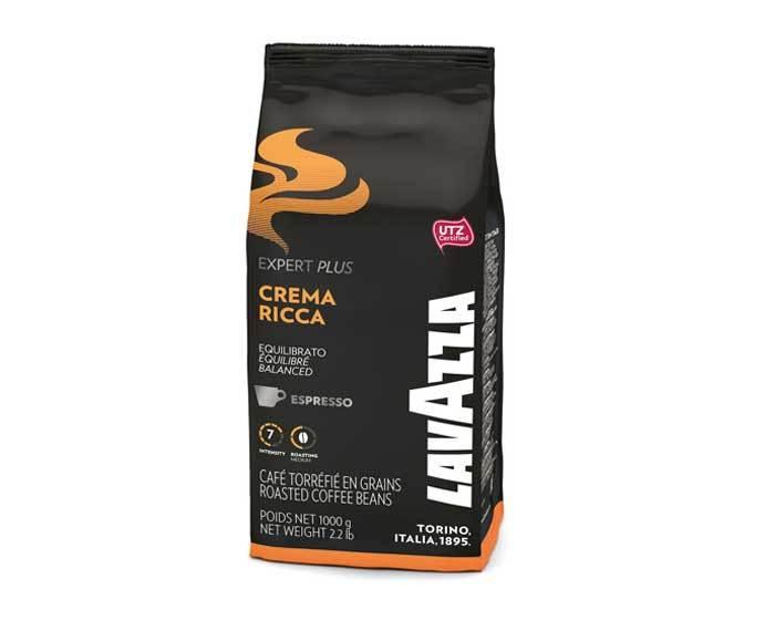 Кофе в зернах LavAzza Crema Ricca Expert, 1 кг