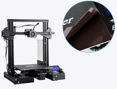 3D-принтер Creality Ender 3 (набор для сборки)