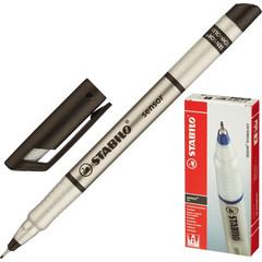 Линер Stabilo Sensor 189/46 черный (толщина линии 0.3 мм)