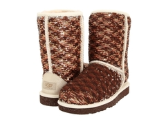 UGG Classic Short Sparkles Champagne