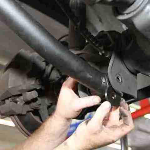 Замена рычага Jeep Grand Cherokee
