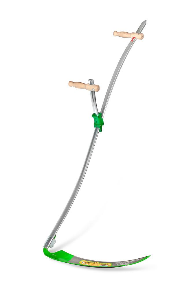 Косовище металлическое с регулируемыми ручками FUX