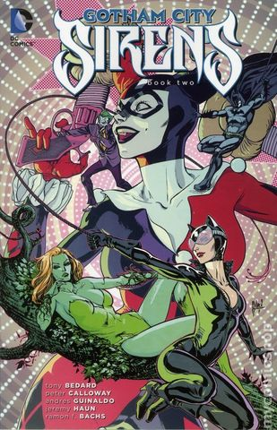 Gotham City Sirens Vol 2 TPB