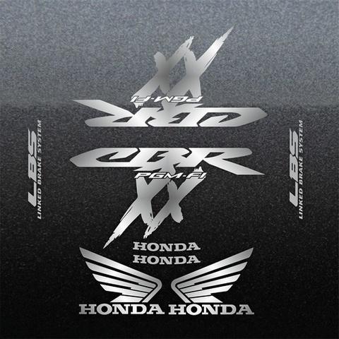Набор виниловых наклеек на мотоцикл HONDA CBR 1100XX 2003