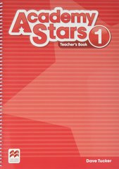 Academy Stars 1 Teacher's Book Pack