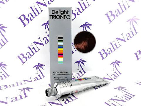 CONSTANT DELIGHT TRIONFO 4-68 стойкая крем-краска для волос Средний коричневый шоколадный красный, 60 мл