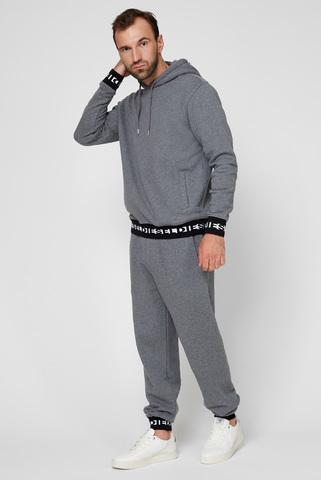 Мужские серые спортивные брюки UMLB-PETER-BG Diesel