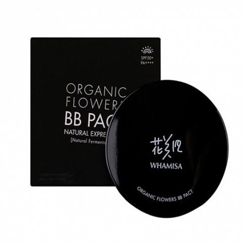 BB-крем тональный с ферментами органических цветов
