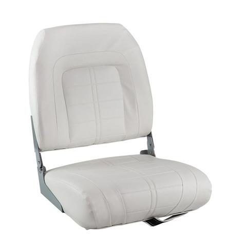 Сиденье мягкое Special High Back Seat, белое