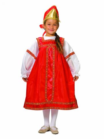 Костюм Василиса 1