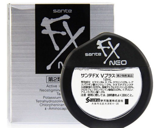 Sante FX Neo капли для глаз 12 мл