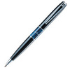 Pierre Cardin Libra - Black & Blue, шариковая ручка, M