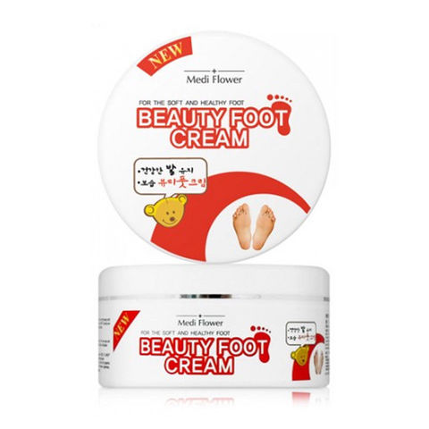 Крем для ног Medi Flower Beauty Foot Cream 150g