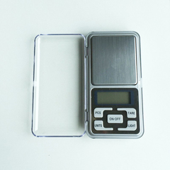 Карманные электронные весы с жк дисплеем 0,01-500г.
