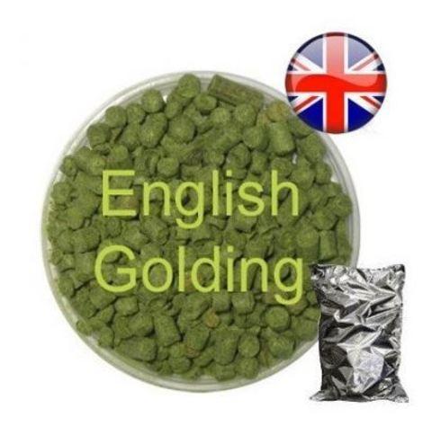 Хмель Голдинг,(English Golding) α-4%