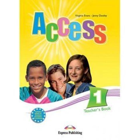 Access 1. Teacher's book. Книга для учителя