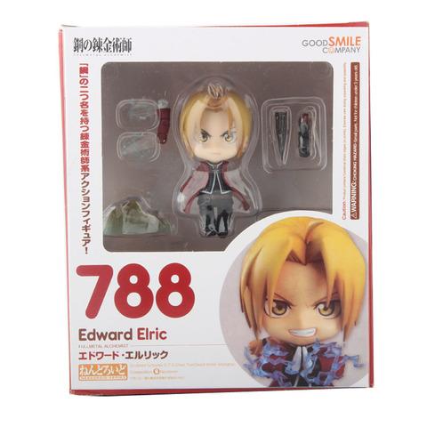 Nendoroid Elric (Fullmetal Alchemist)    Элрик
