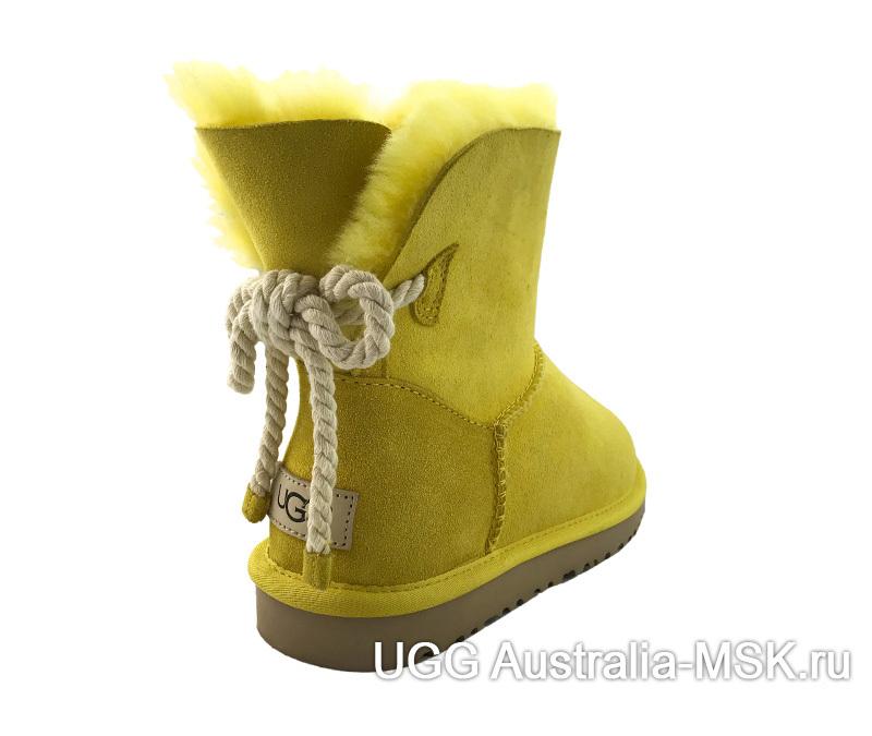 UGG Selene Mini Yellow