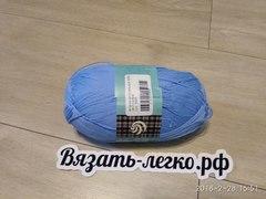 Пряжа Натуральный хлопок от Пехорки