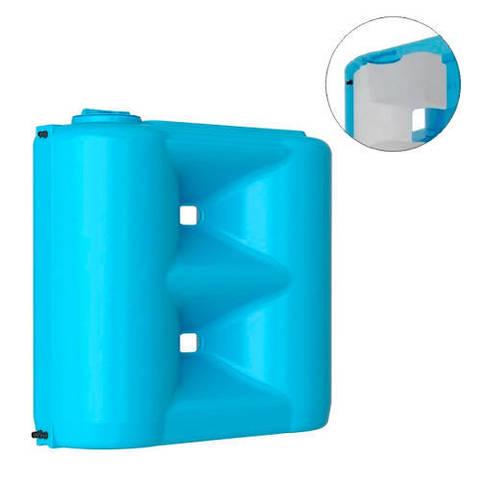 Бак для воды АКВАТЕК COMBI W 1500 BW (двухслойный, цвет сине-белый)