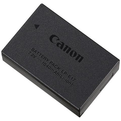 Аккумулятор Canon LP-E17 для Canon EOS 750D 760D