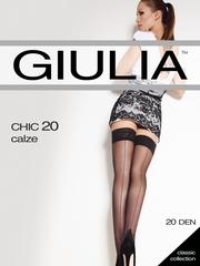 Чулки Giulia CHIC 20