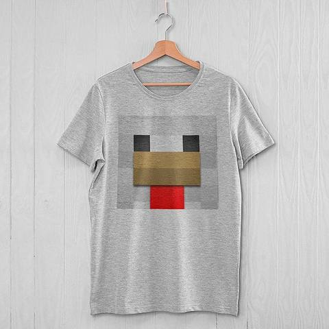 Серая футболка