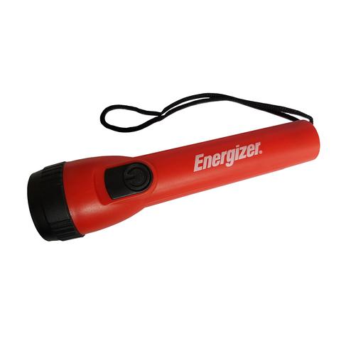 Фонарь светодиодный Energizer Plastic Light, 25 лм, 2-AA