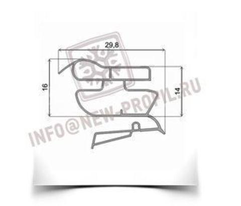 Уплотнитель для холодильника Vestel MCB344VW хк 990*570 мм (022 АНАЛОГ)