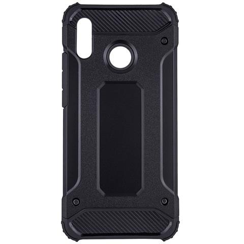 Противоударный чехол для Xiaomi Redmi 7 черный