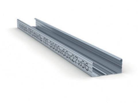 Потолочный профиль Кнауф 60х27х3000 мм 0,6 мм