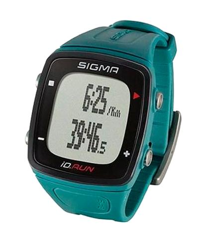 Часы спортивные SIGMA ID.RUN  PINE GREEN 24820