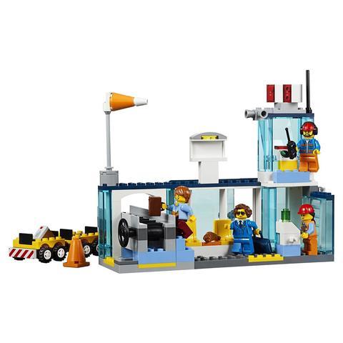 LEGO Juniors: Городской аэропорт 10764 — Central Airport — Лего Джуниорс Подростки