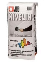 Шпаклёвка Nivelin цементная финишная, 20 кг