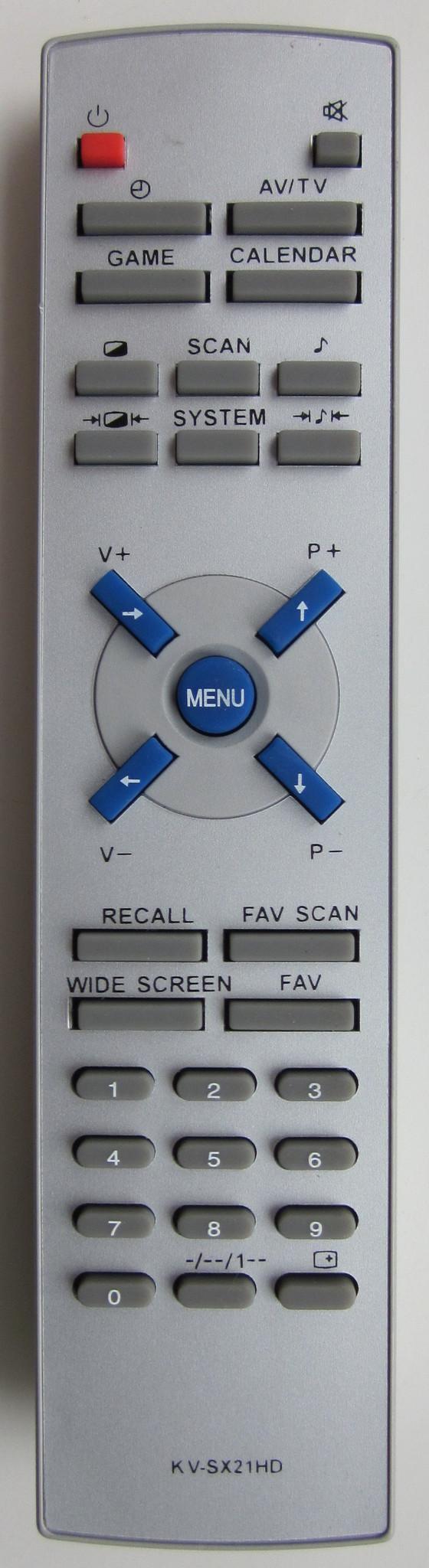 KV-SX21HD